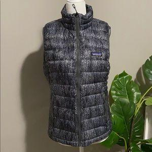 PATGONIA down vest